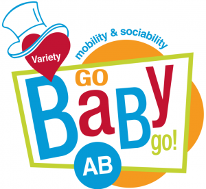 Go Baby Go program from Variety Alberta providing mobility and sociability to children with disabilities