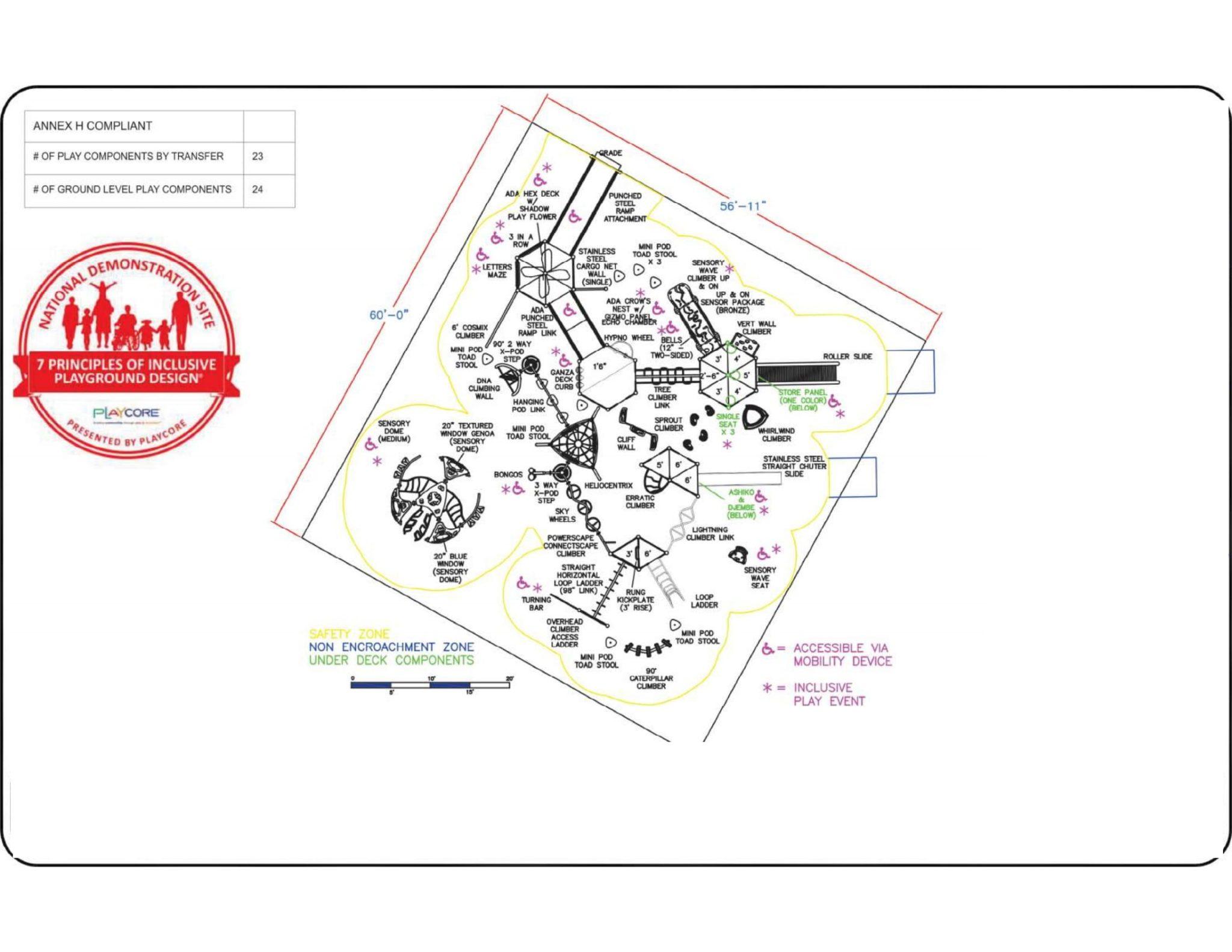 Playground Design 2D-1